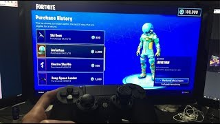 HOW TO REFUND Any Item for VBUCKS Free in Fortnite! Refund Skins for VBUCKS in Fortnite!