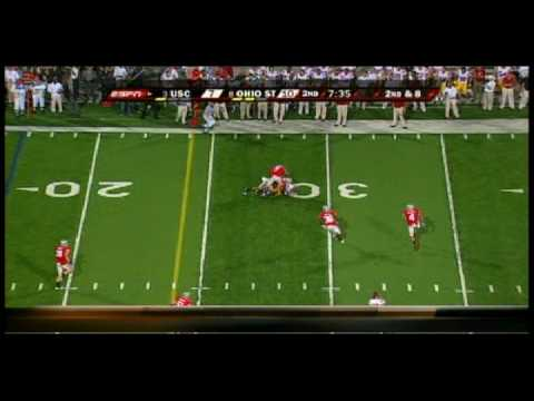 USC WR #9 David Ausberry Highlights 2009