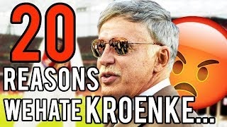 20 REASONS ARSENAL FANS HATE STAN KROENKE