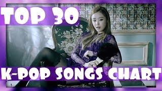K-ville's [top 30] k-pop songs chart - september 2016 (week 4)