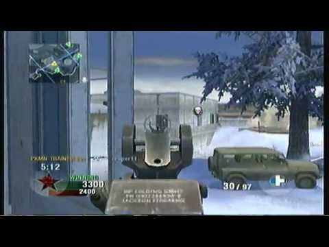 Black Ops Wii Gameplay TDM Part 7