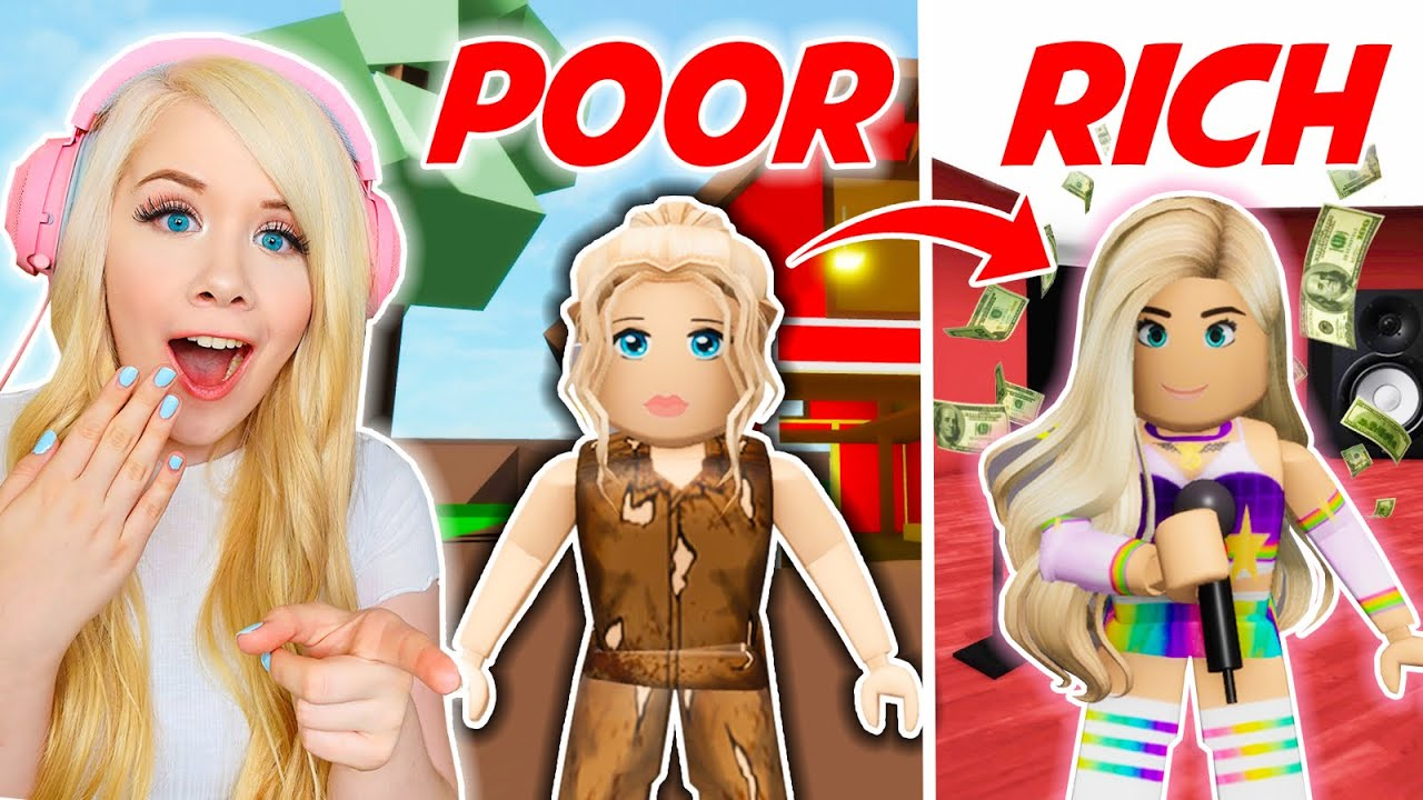 POOR TO RICH IN BROOKHAVEN! (ROBLOX BROOKHAVEN RP)