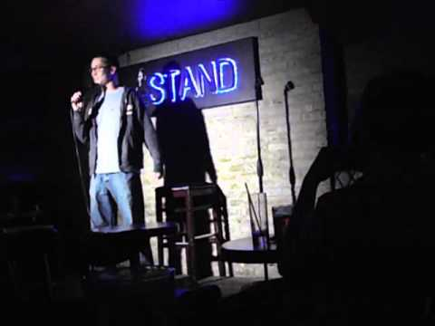 Austin Madison Stand Up open mic at The Stand