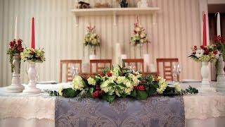 День 3: Украшение стола молодоженов. Курс свадебной флористики и декора(, 2014-03-20T09:27:13.000Z)