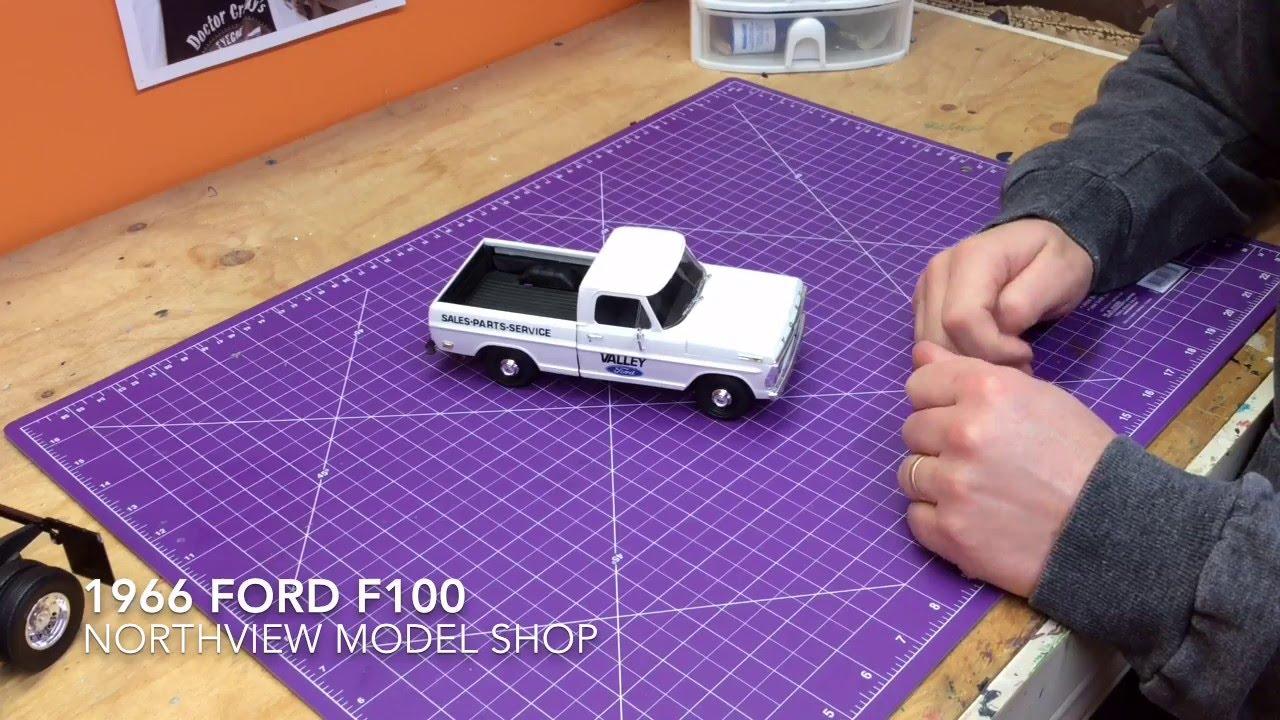 Kristys Moebius 1969 Ford F100 Youtube F 100 Custom