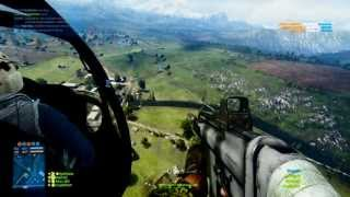 Battlefield 3 Multiplayer: Large Conquest on Armored Shield (40-23) (PC, Ultra, 1080p) GTX 680