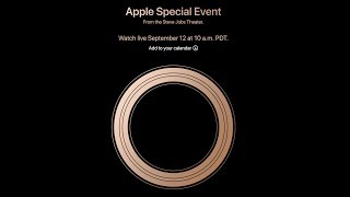 2018 Apple Event Preview!