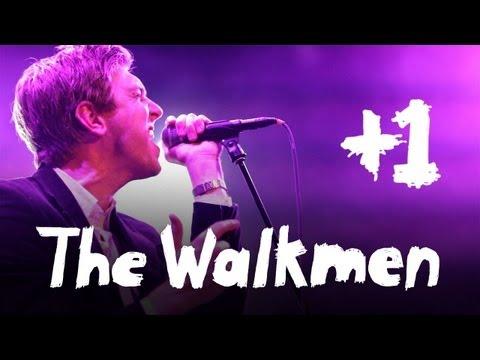 The Walkmen Perform