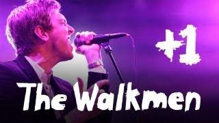 """The Walkmen Perform """"Heaven"""" In Philadelphia +1"""