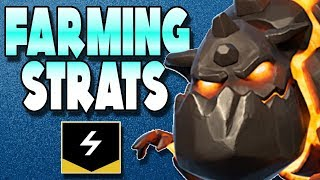 Exploring a Variety of Farming Methods | Opening Stimpacks! | Clash of Clans