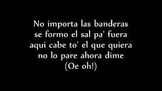 Limbo Remix)   Daddy Yankee Ft Wisin y Yandel (Letra) Original 2013