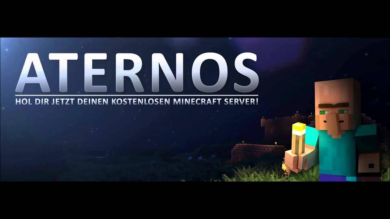 Minecraft Spielen Deutsch Minecraft Server Erstellen Kostenlos - Minecraft server erstellen kostenlos aternos