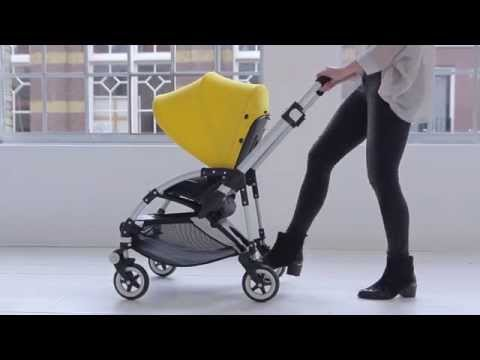 Bugaboo Bee³ Stroller Full Demo