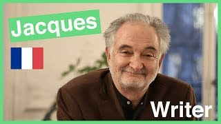 Portrait #01 Jacques Attali - French economist