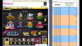 Repeat youtube video How to use Manofa Slotomania Leveling Guides