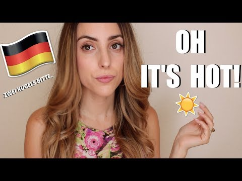 HOW GERMANS DO SUMMER | Diana Verry