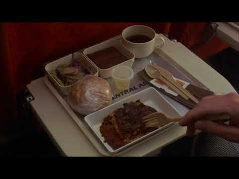 Planes, Trains And Automobiles – Airplane Food (Deleted Scene)