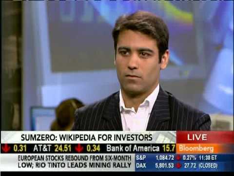 SumZero CEO, Divya Narendra, on Bloomberg TV with Margaret Brennan