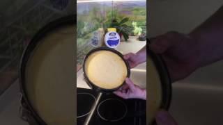 20. Итальянский Сырный Торт с Ванилью (ЧизКейк)