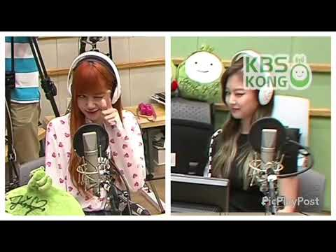 Jenlisa Moments - Everytime by Chen & Punch [Blackpink Jennie & Lisa]