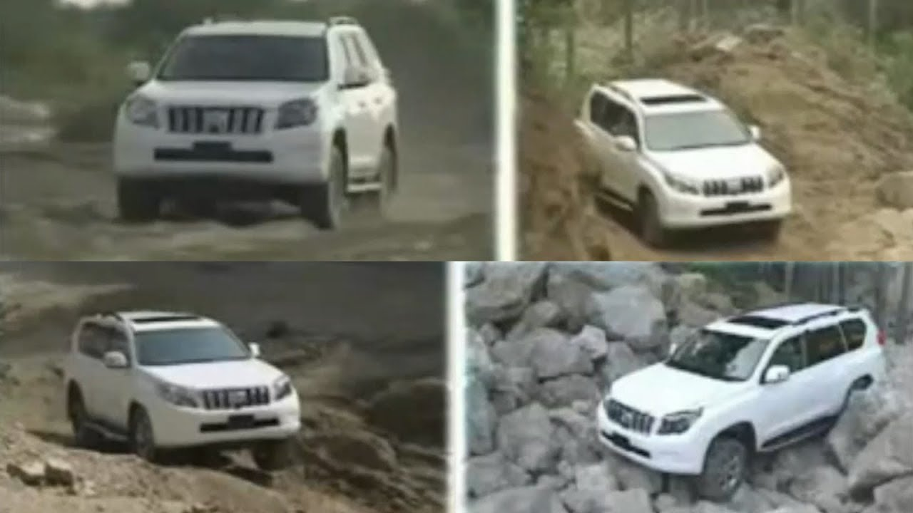 2010 Toyota Land Cruiser Prado Technical Features
