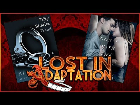 Fifty Shades Freed, Lost In Adaptation ~ The Dom