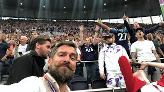 """""""We are the biggest football club in London"""". The voice of the Spurs fans (RAW EPL ep.1)"""