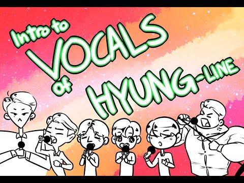 Intro to the Vocals of VIXX (hyung-line ver.)