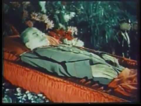 stalins funeral По�о�он� С�алина youtube