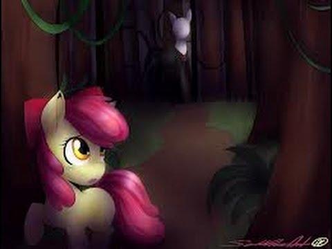 Slender vs. My Little Pony