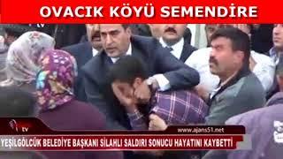 Niğde'nin AK Partili Belediye Başkanı uğradığı silahlı saldırı sonucu hayatını kaybetti.