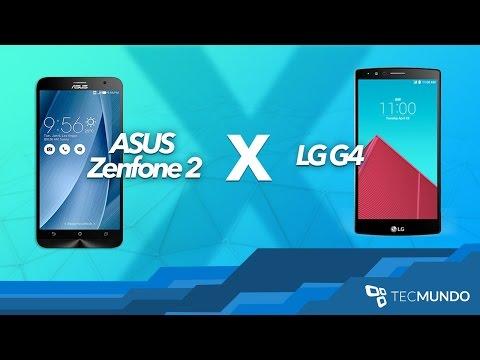 Comparativo ASUS Zenfone 2 X LG G4: Qual é O Melhor Smartphone? - TecMundo