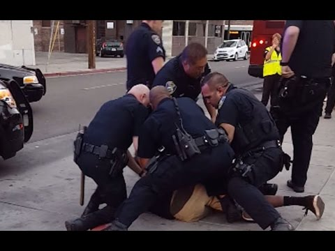 Are All Police Beatings That Black Men Get Racially Motivated?