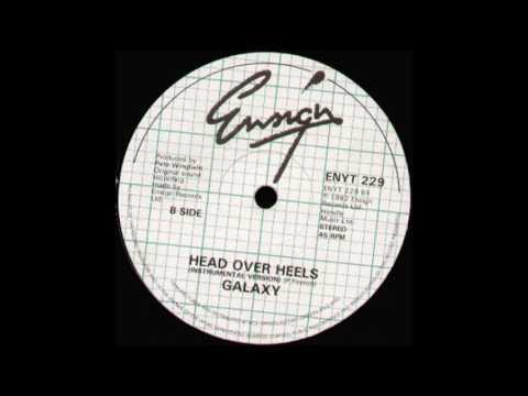 Galaxy - Head Over Heels (Instrumental) (1982)