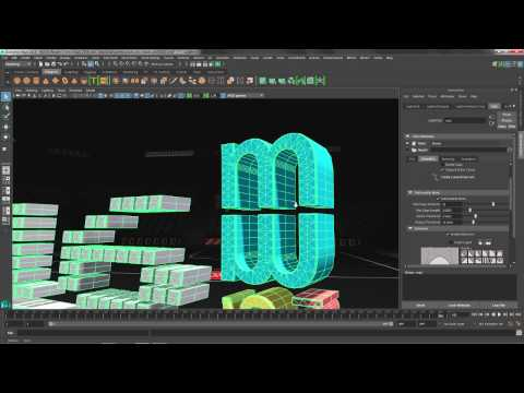 Maya 2016 Extension 1: Improved Vector Graphics Workflow