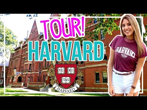 HARVARD TOUR POR LA UNIVERSIDAD! | VALERIA BASURCO | ValeriaVlogs
