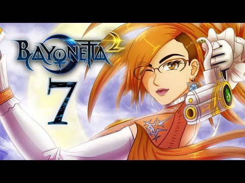 Bayonetta 2 on Switch - VIGRID, THE CITY OF DEJA VU & WITCH HUNTS ~Part 7~ (Sexy Hack & Slash Game)