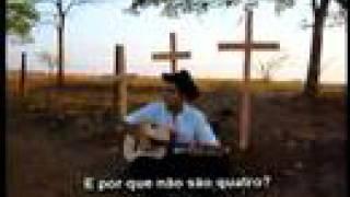 Randy Travis - Three Wooden Crosses (promove Gospel)