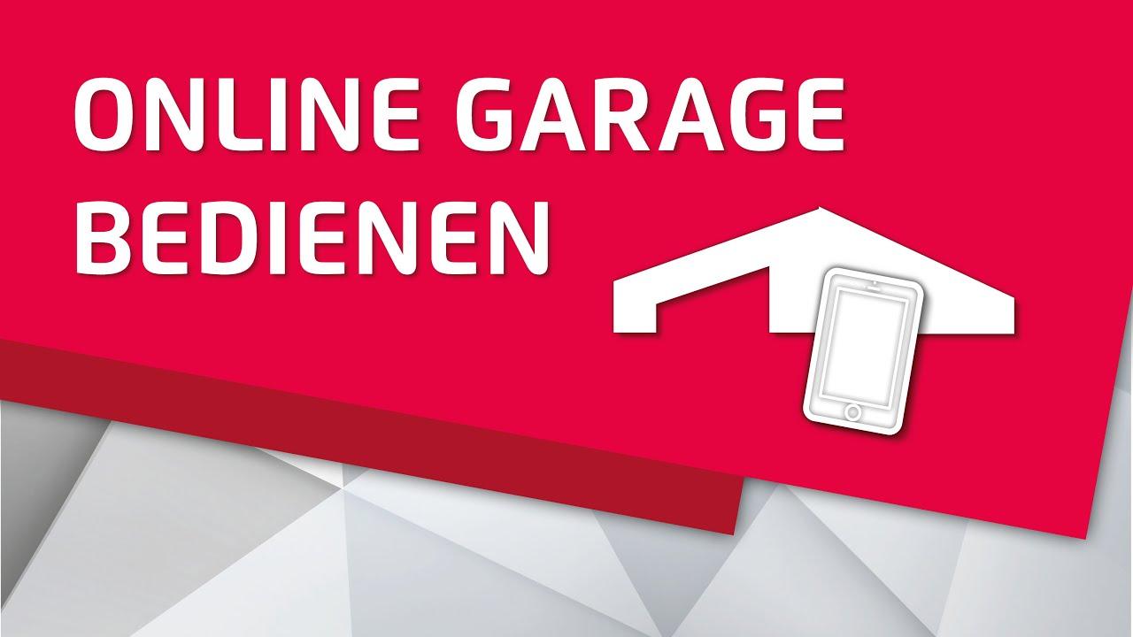 garagentor mit handy ffnen garagentor ffner app zapf. Black Bedroom Furniture Sets. Home Design Ideas
