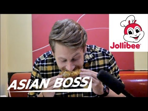 Foreigners Try Filipino Jollibee For The First Time  ASIAN BOSS