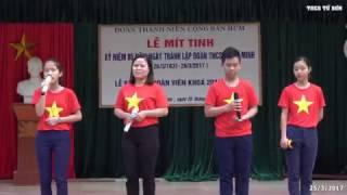 Tuổi trẻ thế hệ Bác Hồ (Thể hiện: cô Thu Hương & tốp ca lớp 7A4)