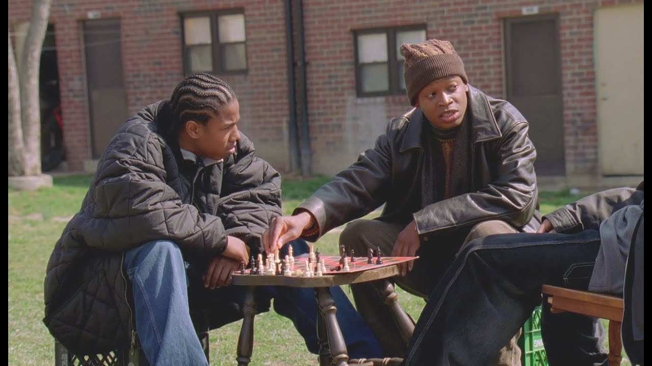 The Wire Chess Scene - How To Play Chess [HD] - YouTube