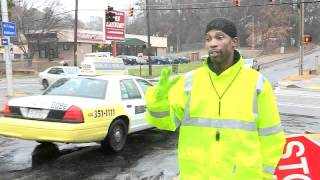 School Crossing Guards - a behind-the-scenes look