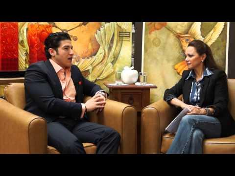 Entrevista Ciudadana con: Samuel García Pt.1 - Movimiento Ciudadano - Por Maricela de la Toba