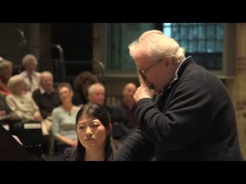 Emanuel Ax at the London Symphony Orchestra