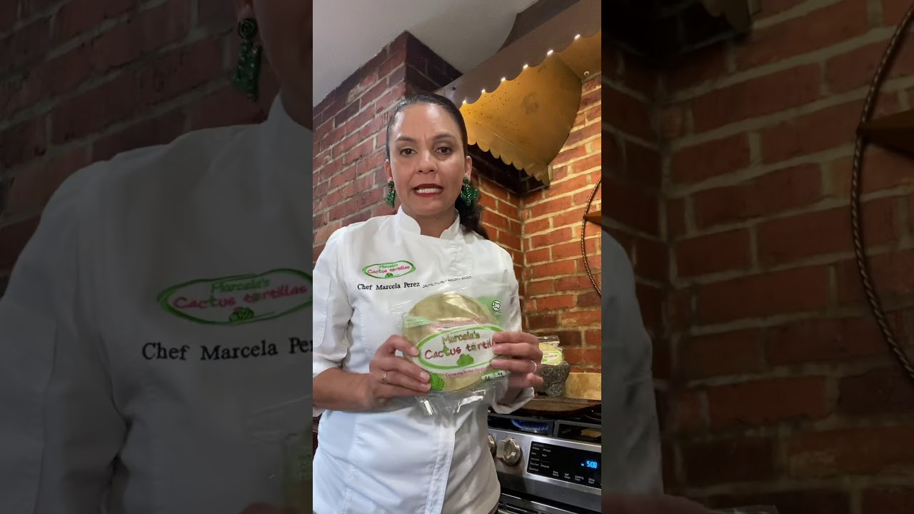 How-To Video: How to heat up my cactus tortillas!