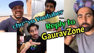 Mumbiker Nikhil, Flying beast, Rishhsome reply to Gauravzone | Andy gujjar exposed Gauravzone