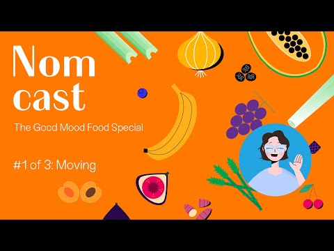 Nomcast The Good Mood Food Special Part 1 - Moving