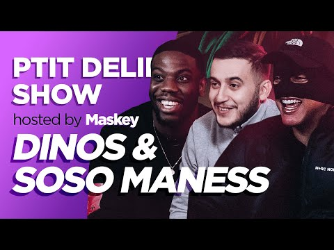 Youtube: SOSO MANESS, DINOS & MASKEY – Ptit Delire Show