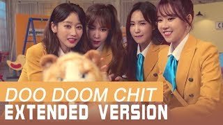Crayon Pop (크레용팝) - Doo Doom Chit (두둠칫) - 8 minute Extended …